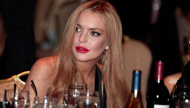 imagen Al parecer Lindsay Lohan quiere abrir su propio centro de rehabilitación