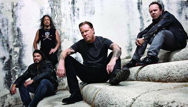imagen Metallica dará un concierto en la Antártida