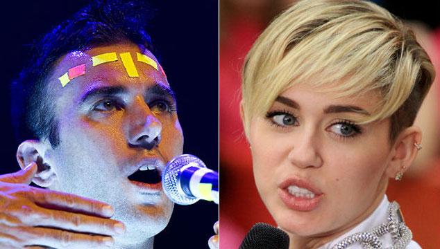 imagen Sufjan Stevens envía carta abierta a Miley Cyrus criticando su gramática