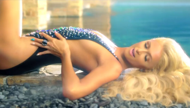"""imagen Paris Hilton estrena el videoclip de """"Good Time"""" junto a Li'l Wayne"""