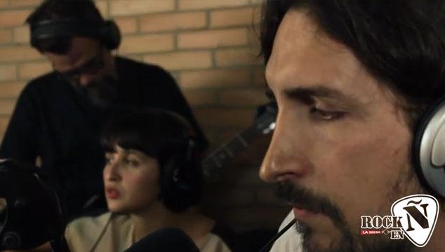 imagen La Pequeña Revancha toca 4 temas en acústico en las Sesiones En Ñ de Rock en Ñ