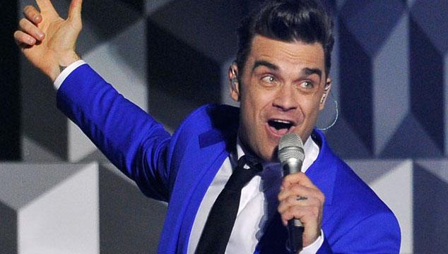 "imagen Robbie Williams estrena el lyric video de ""Go Gentle"""