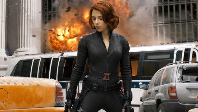 imagen Scarlett Johansson y James Spader hablan de 'The Avengers 2'