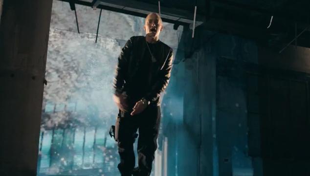 """imagen Eminem estrena el videoclip de """"Survival"""""""