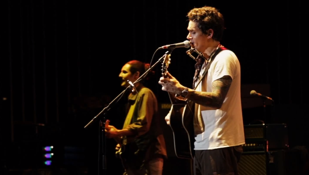 "imagen John Mayer estrena el videoclip de ""On the way home"""