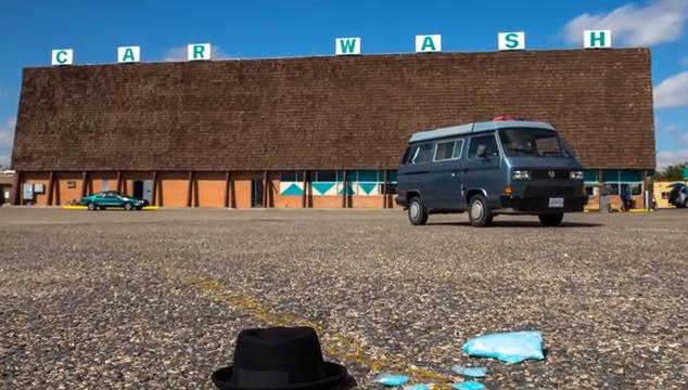 imagen Todas las locaciones donde grabaron 'Breaking Bad' en un solo timelapse (VIDEO)