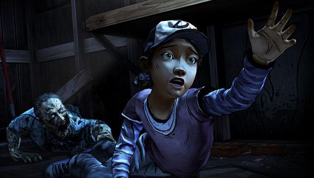 imagen Primeras imágenes del videojuego 'The Walking Dead Season 2: The Videogame' (FOTOS)