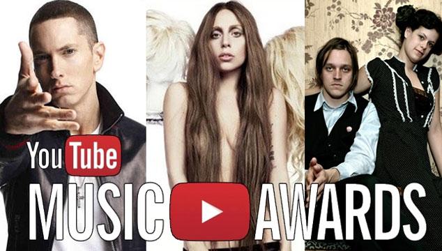 imagen Estos son los nominados a los primeros YouTube Awards