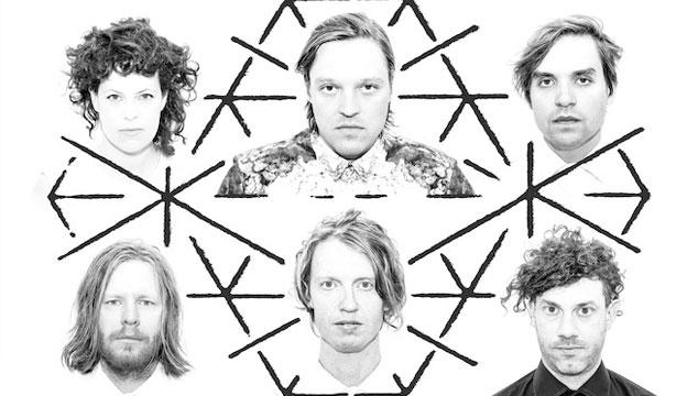"""imagen Arcade Fire muestra un adelanto de """"Afterlife"""", su próximo video"""