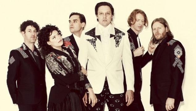 imagen Escucha completo el concierto de Arcade Fire para NPR, con homenaje a Lou Reed incluido