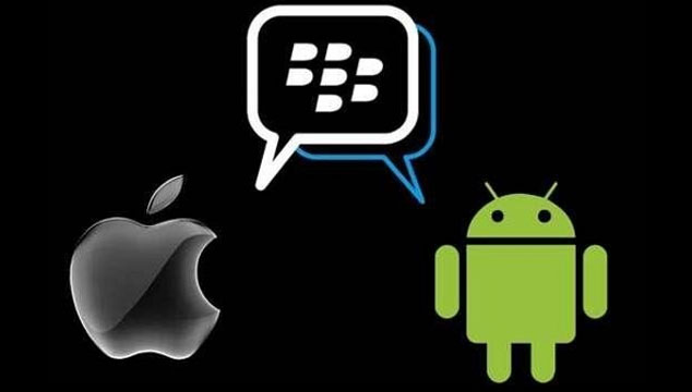 imagen Descarga Blackberry Messenger para Android y iOS