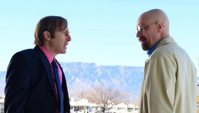 imagen Walter White y otros personajes de 'Breaking Bad' podrían aparecer en el spin-off 'Better Call Saul'