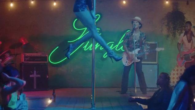 """imagen Bruno Mars estrena el videoclip de su tema """"Gorilla"""""""