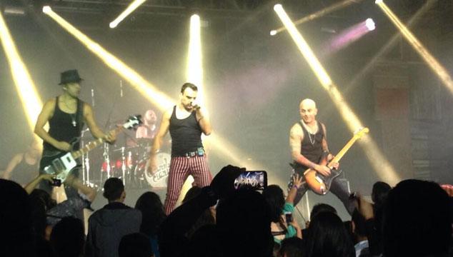 imagen Caramelos de Cianuro, VINILOVERSUS y Vladi Ramírez tocarán gratis en Maracaibo
