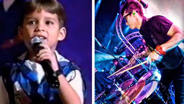 imagen El nuevo percusionista de La Vida Bohème es: El Bebé Salsero