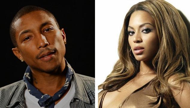 imagen Pharrell dice que el nuevo disco de Beyoncé está casi listo