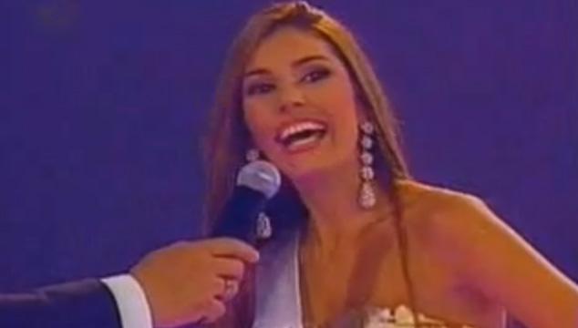 imagen Las peores respuestas de las Misses en la ronda de preguntas (VIDEOS)