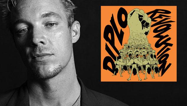 imagen Escucha completo 'Revolution', el nuevo EP de Diplo
