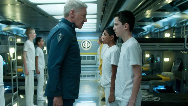 imagen La película 'El Juego de Ender' se muestra en siete nuevos videos