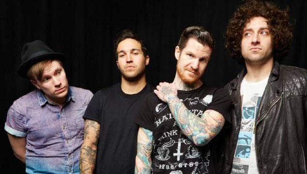 imagen Escucha completo 'Pax-Am Days', el nuevo EP punk de Fall Out Boy