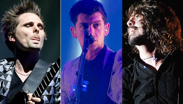 imagen Muse, Arctic Monkeys, Foo Fighters y más estarán en el videojuego 'Rocksmith 2014'