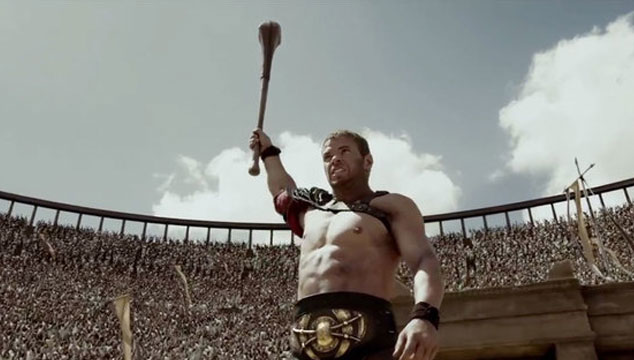 imagen Publican trailer completo de 'Hercules: The Legend Begins'