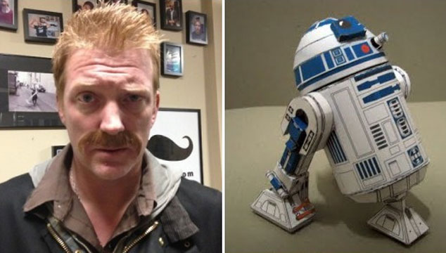 imagen Mira la 'audición' de Josh Homme de Queens of the Stone Age para la nueva película de Star Wars (VIDEO)