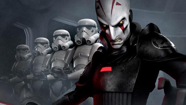 imagen Conoce a The Inquisitor, el primer villano de 'Star Wars: Rebels'