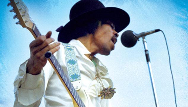 imagen Lanzarán nuevo documental y disco en vivo de Jimi Hendrix (VIDEO)