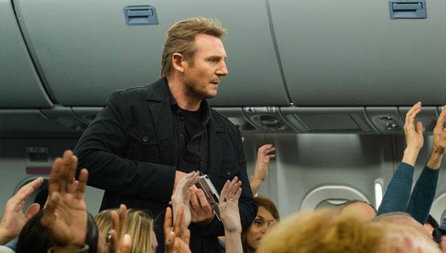 imagen El nuevo thriller protagonizado por Liam Neeson, 'Non-Stop', estrena tráiler