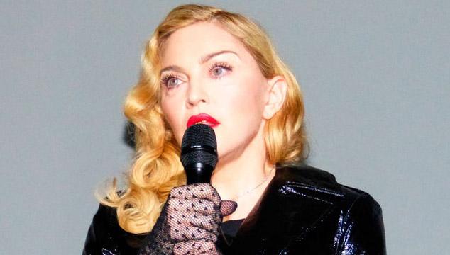 """imagen Madonna: """"Me violaron en la azotea de un edificio"""""""