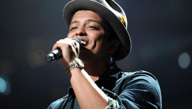 imagen ¡Feliz cumpleaños Bruno Mars! Mira un concierto completo (VIDEO)