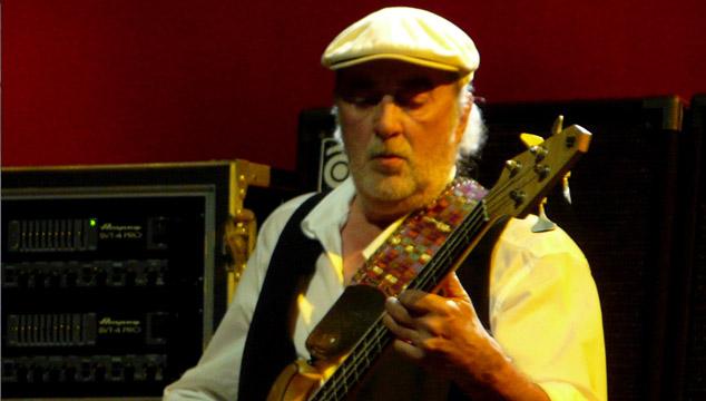 imagen John McVie, bajista de Fleetwood Mac, es diagnosticado con cáncer