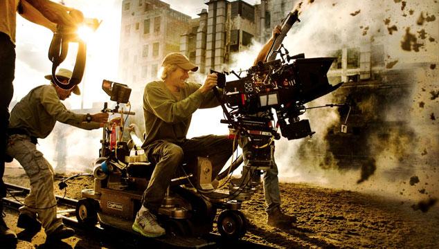 imagen Michael Bay fue atacado en el rodaje de 'Transformers 4'
