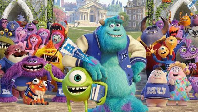 imagen Así se hacen, paso a paso, las animaciones de todas las películas de Disney Pixar