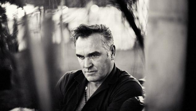 """imagen Morrissey: """"No soy homosexual, soy humanosexual"""""""