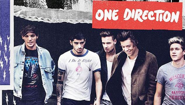 imagen One Direction revela la portada de su tercer disco 'Midnight Memories'