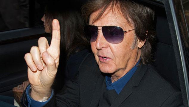 "imagen Paul McCartney: ""Me gusta One Direction. Son jóvenes, son guapos y saben cantar"""