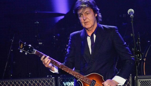 imagen Escucha 'New', el nuevo disco de Paul McCartney