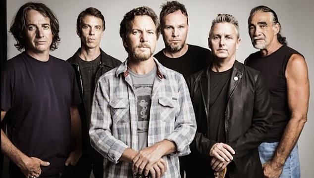 imagen Playlist: Las 10 mejores baladas de Pearl Jam