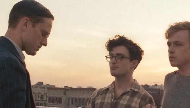 imagen Mira un adelanto de 'Kill Your Darlings', la nueva película de Daniel Radcliffe (VIDEO)