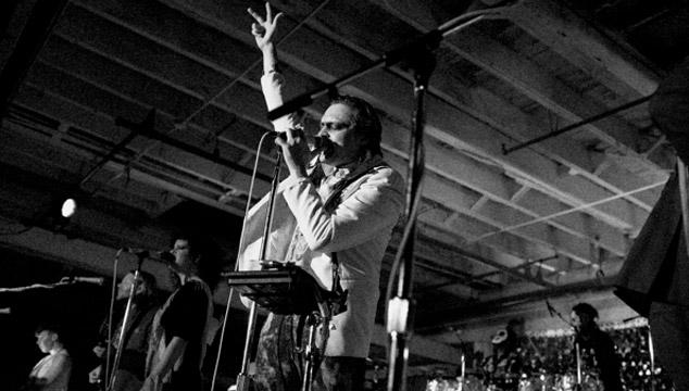 imagen Arcade Fire toca seis canciones de su nuevo disco 'Reflektor' (VIDEOS)