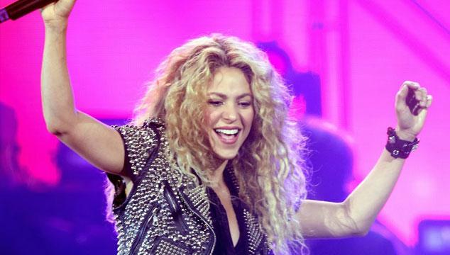 imagen Así fue el regreso de Shakira a los escenarios (VIDEO)