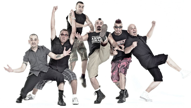 "imagen Ska-P a los Grammy Latinos: ""¡Que os jodan!"""