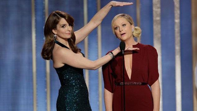 imagen Tina Fey y Amy Poehler volverán a presentar los Golden Globes