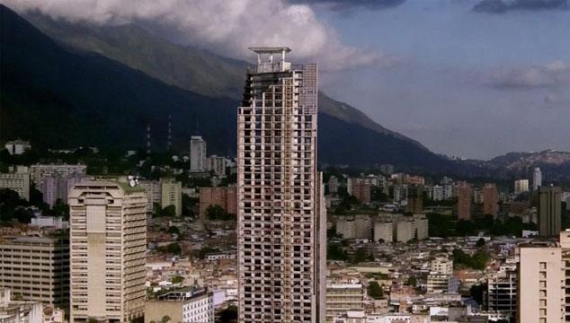 imagen La serie 'Homeland' utiliza de escenario a la Torre de David, en Caracas (FOTOS)