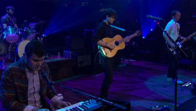 imagen Vampire Weekend y Grizzly Bear tocan en 'Austin City Limits' (VIDEOS)