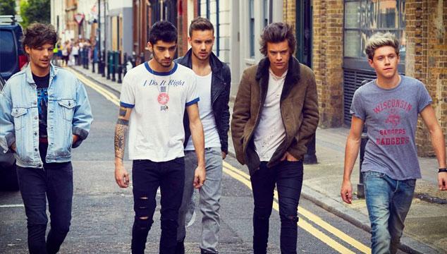 imagen Ya puedes escuchar 'Midnight Memories', el nuevo disco de One Direction