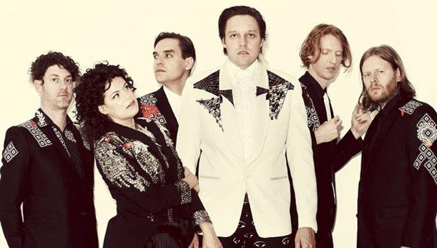 imagen El concierto completo que dio Arcade Fire para la BBC Radio 1 (AUDIO)