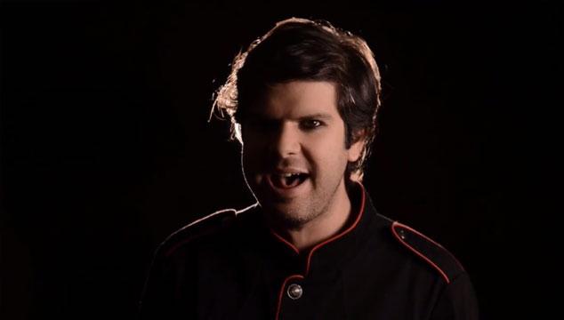 """imagen Andreazulado estrena el videoclip oficial de """"Zafiro"""""""